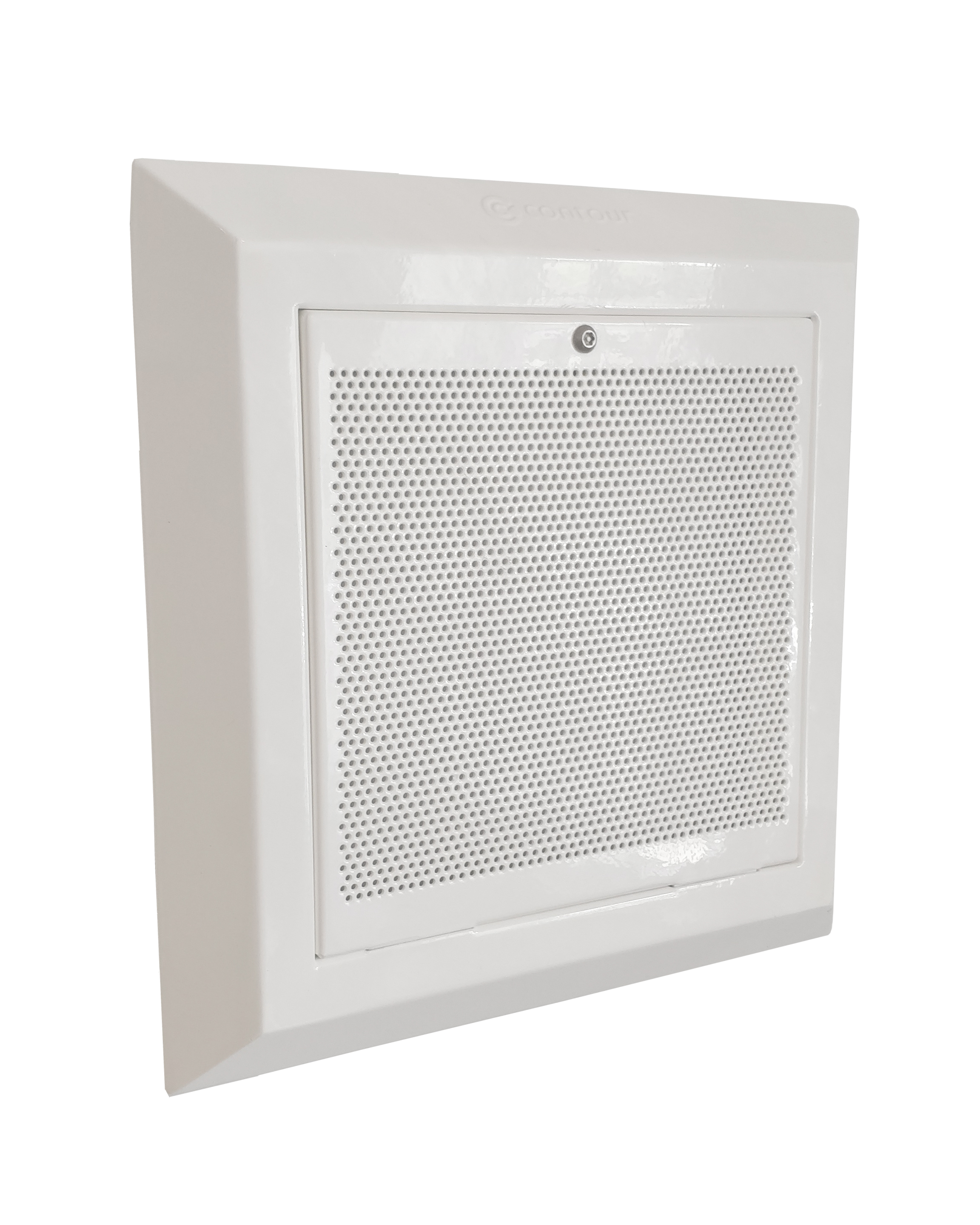 Anti-Ligature Grille Closed - Ideal For Mental Health Environments - Contour Heating Experts LST Radiators