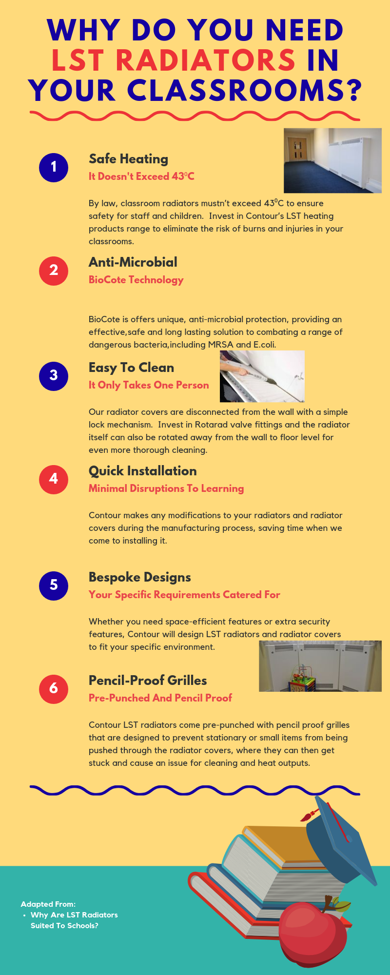 Blog 4 infographic Why Do You Need LST Radiators In Your Classrooms_-1