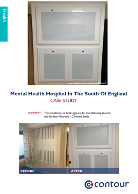 Mental Health Hospital In The South Of England