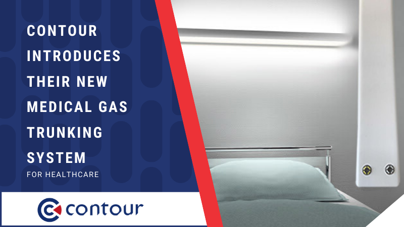 Contour Introduces Their New Medical Gas Trunking System