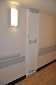Vertical Radiator Guards