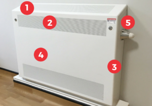 Anti-Ligature Radiator Cover | Contour Heating | Shifnal, West Midlands