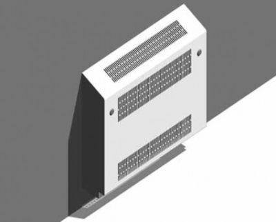 Radiator Contour Casings