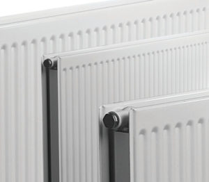 An internal radiator as the heat emitter