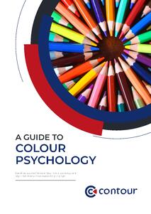 Front Cover Colour Psychology eBook