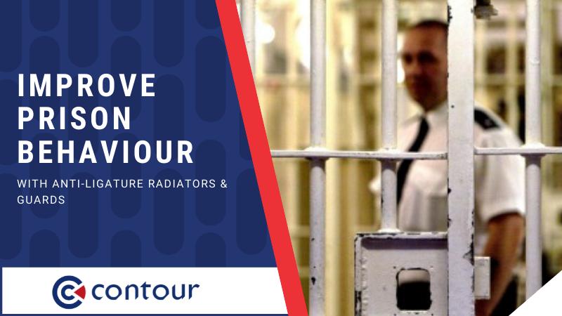 How Anti-Ligature Radiators and Guards Can Improve Prison Behaviour (1)