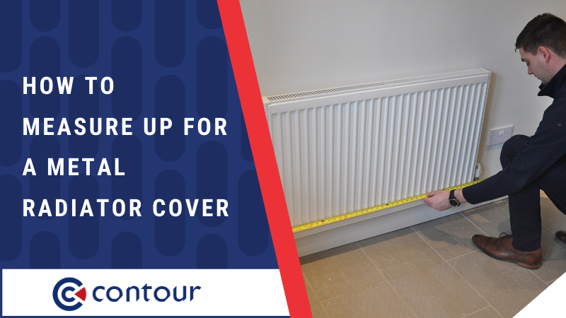 How To Measure Up For A Metal Radiator Cover