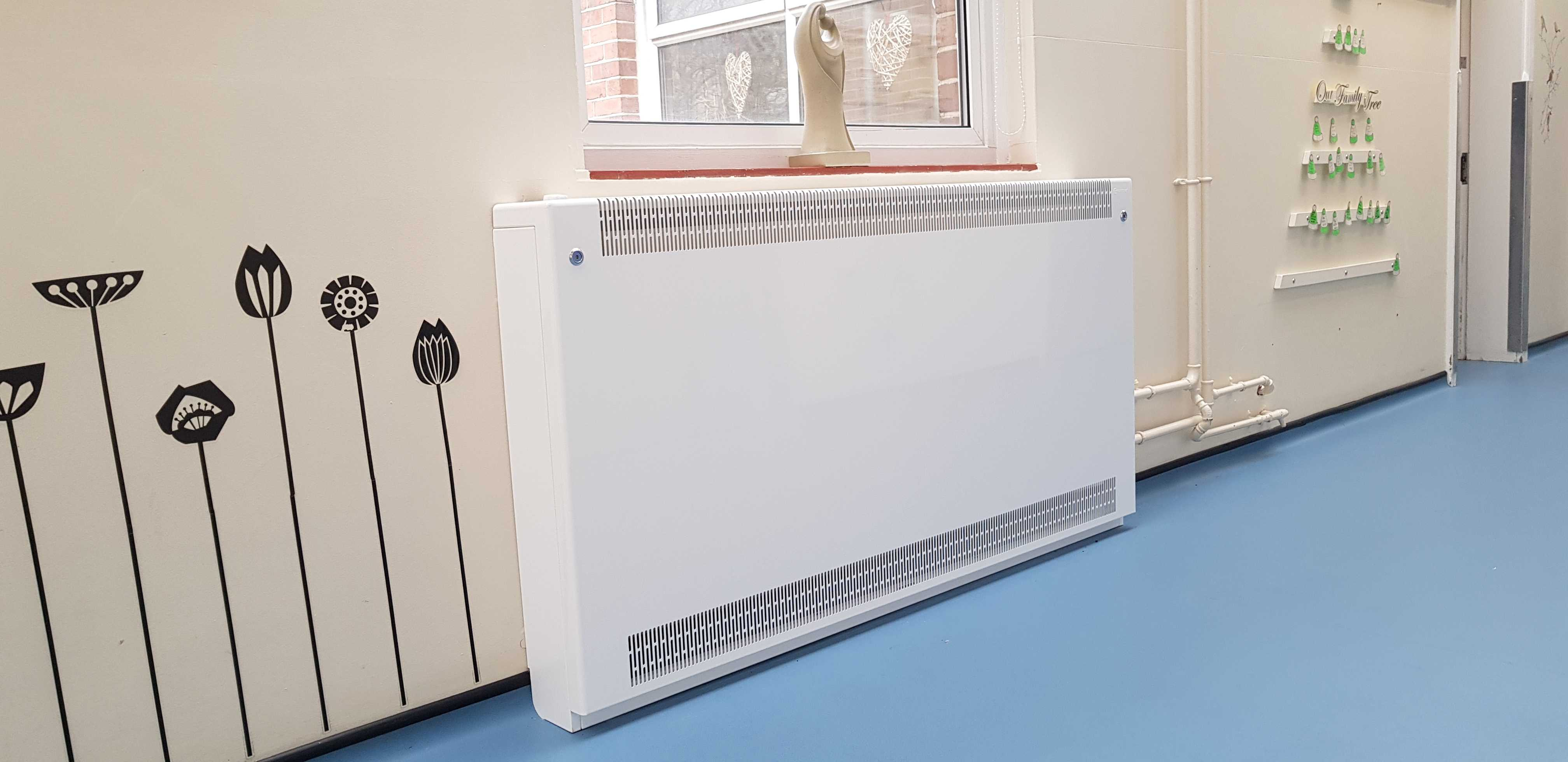 Floor or wall mounted LST | Contour Heating