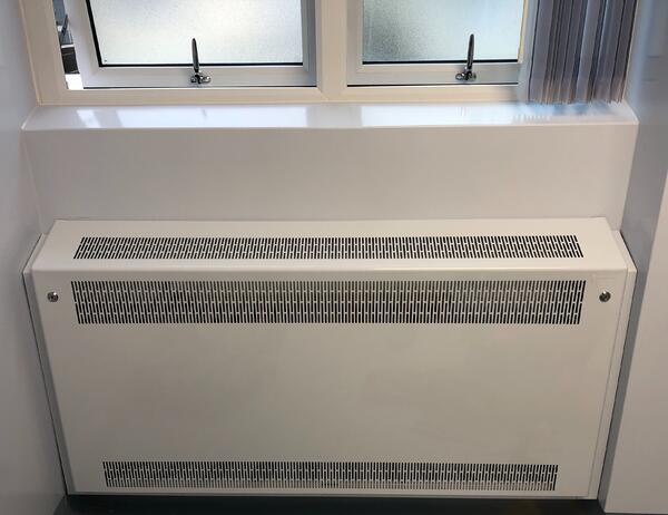 How To Minimise Dust Traps Within A Hospital LST Radiator