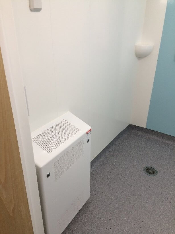 Bathroom LST Radiators | Contour Heating | Shifnal, West Midlands