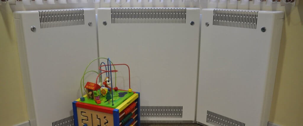 Radiator Covers For Schools | Contour Heating | Shifnal, West Midlands