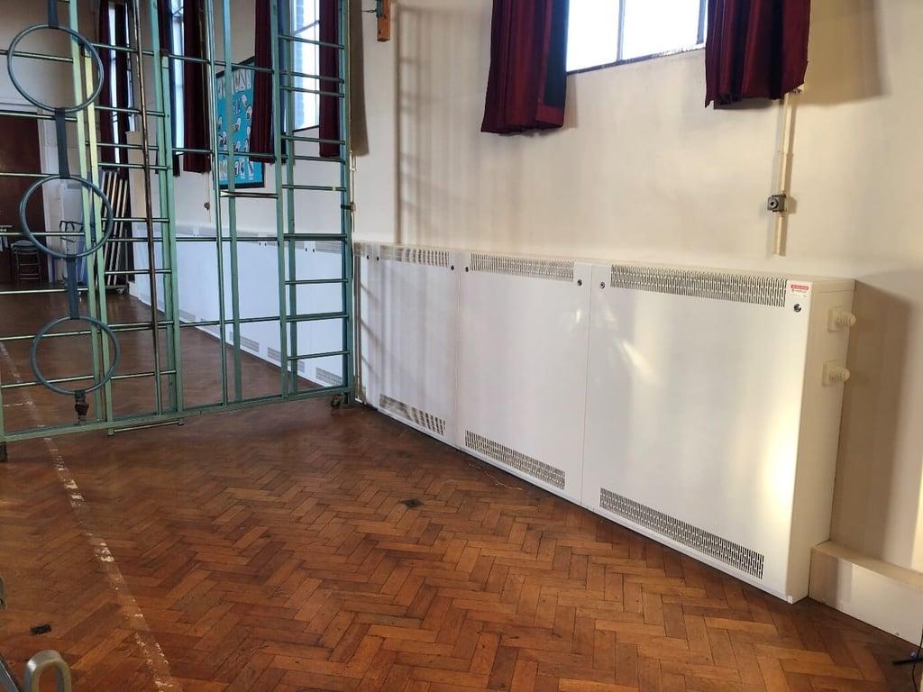 LST radiators for schools and nurseries - radiator guards radiator covers - Shropshire - Contour Heating