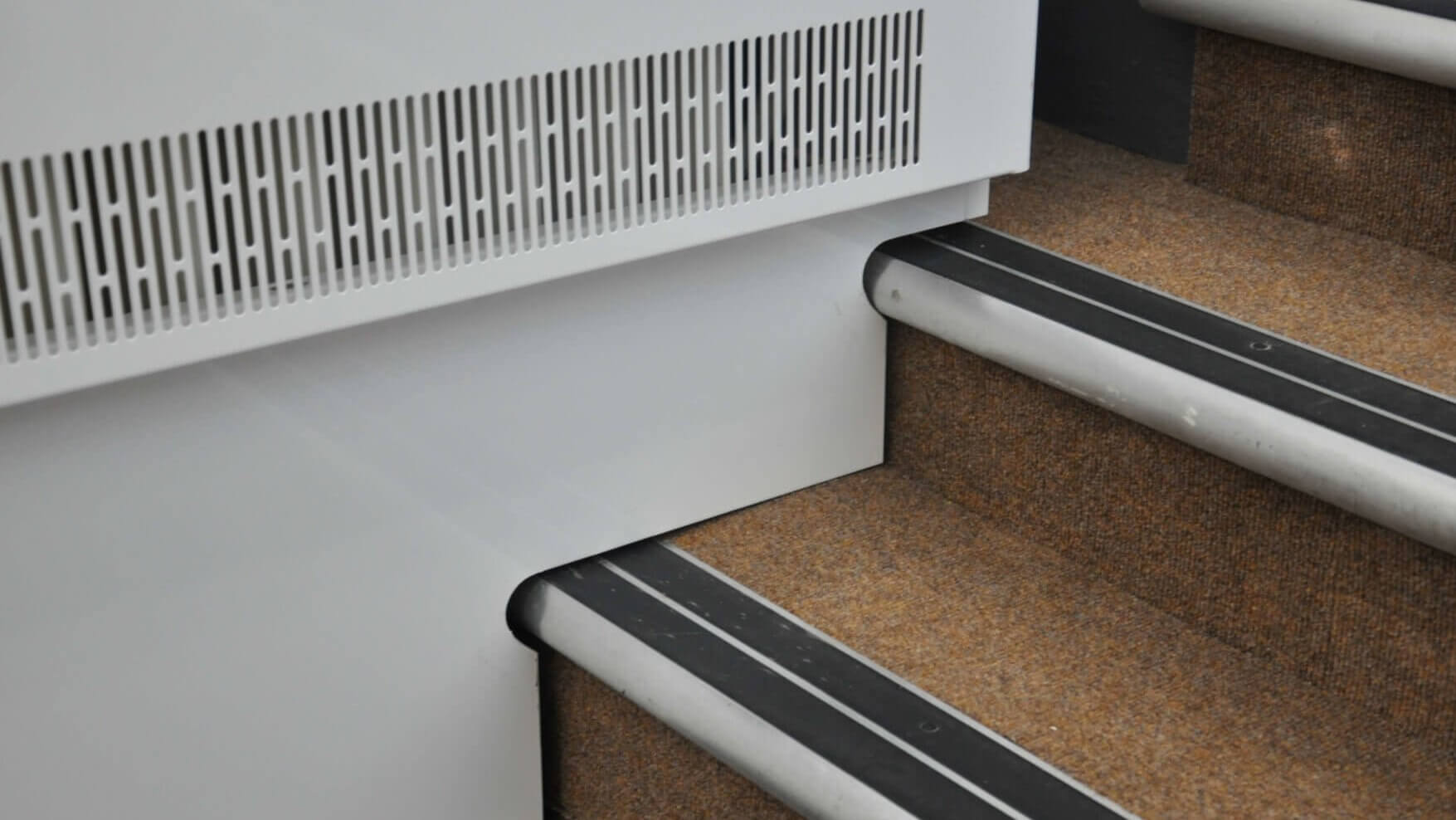 Factory Programmed Cutouts Makes Installation Quicker For Metal Radiator Covers