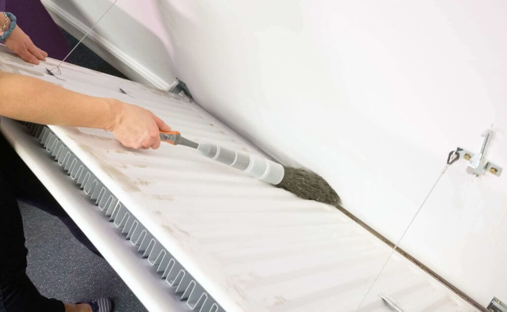 RotaRad Easy Cleaning For LST Radiators   Contour Heating   Shifnal, West Midland