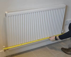 Measuring and installing LST Radiator Covers | Contour Heating