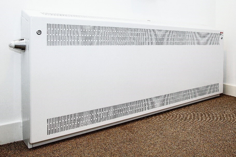 Low Surface Temperature Radiator Cover