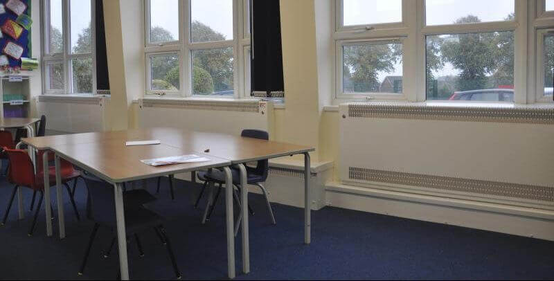 Cost Of Radiator Covers For School | Contour Heating | Shifnal, West Midlands