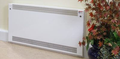 Quick heating radiators