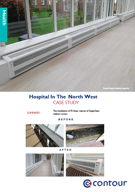 LST Radiators For Hospitals