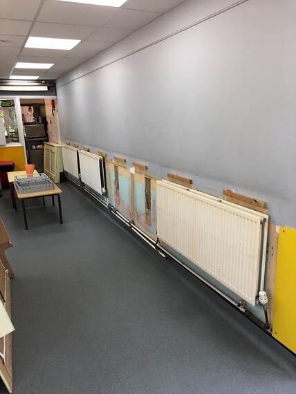 DeepClean LST Radiators For Education Environments