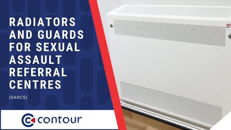 Radiators and Guards For Sexual Assault Referral Centres