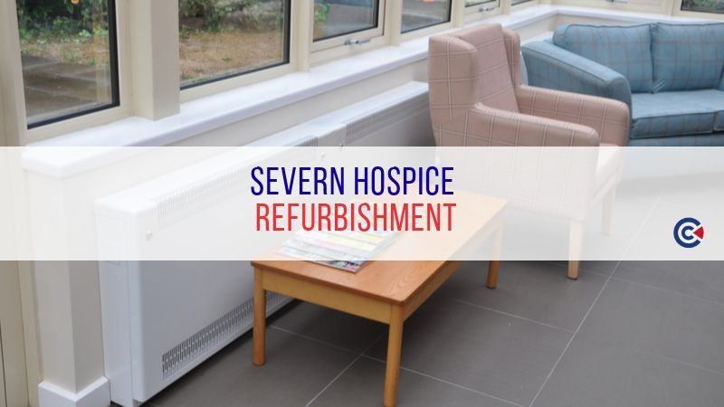 Severn Hospice  Refurbishment