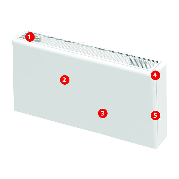 Sovereign Numbered - Contour - LST Heating Experts
