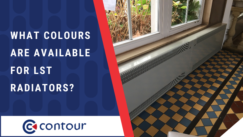 What Colours Are Available for LST Radiators