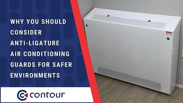 Why You Should Consider  Anti-Ligature Air Conditioning Guards For Safer Environments