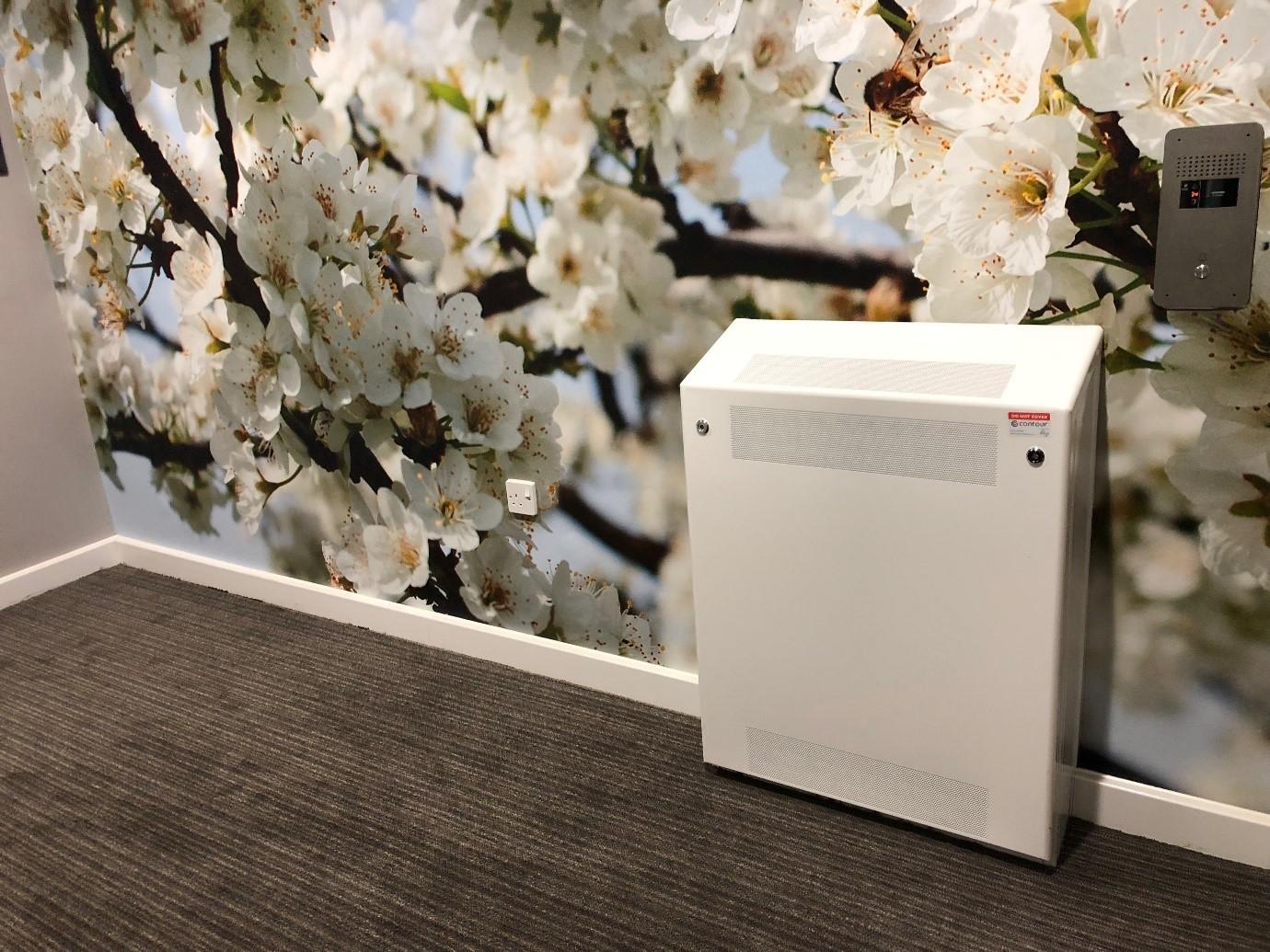 anti ligature radiators robust corners