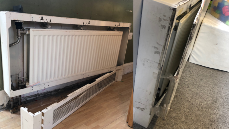 damaged radiators can add cost in the long-term
