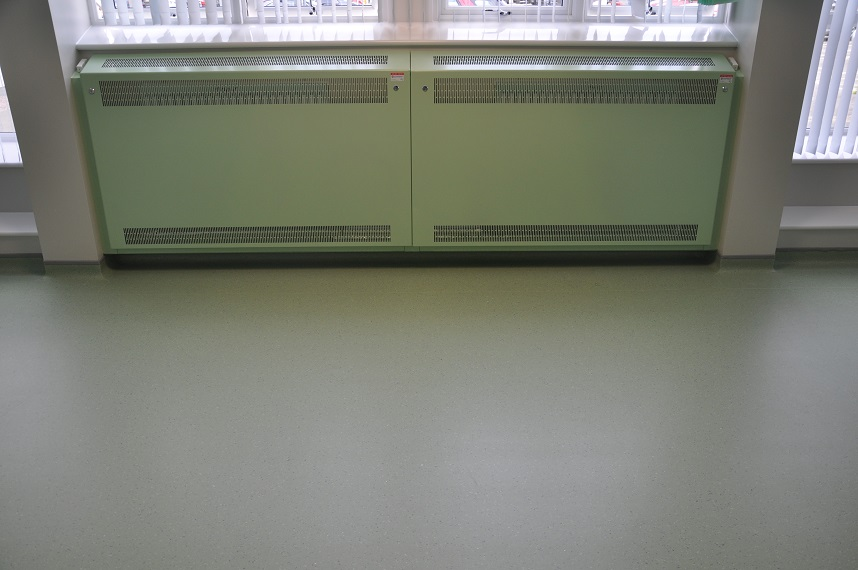 green radiators