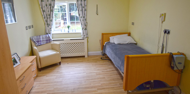 wooden radiators in care homes