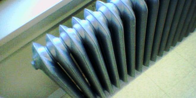 standard radiators in care homes