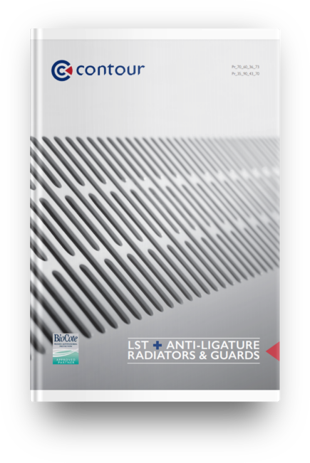 LST and anti ligature brochure front cover