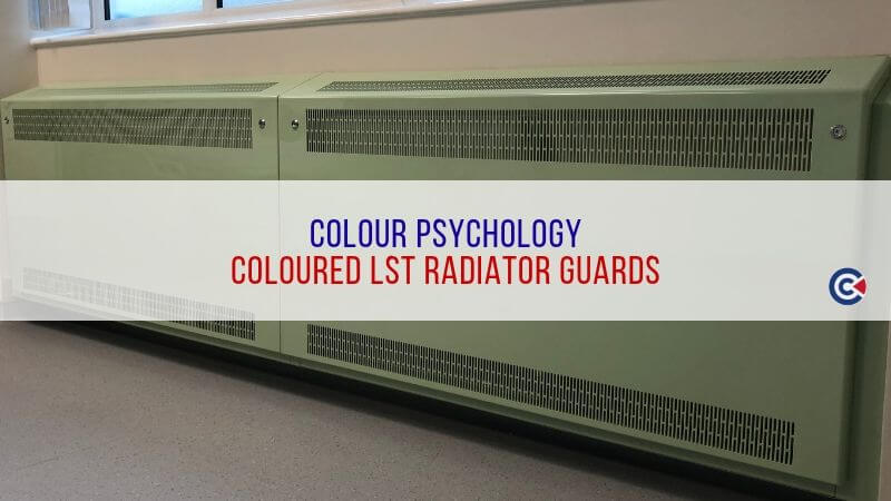 Colour Psychology - Coloured LST Radiator Guards