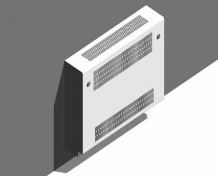 DeepClean Anti-Ligature Radiator Guard