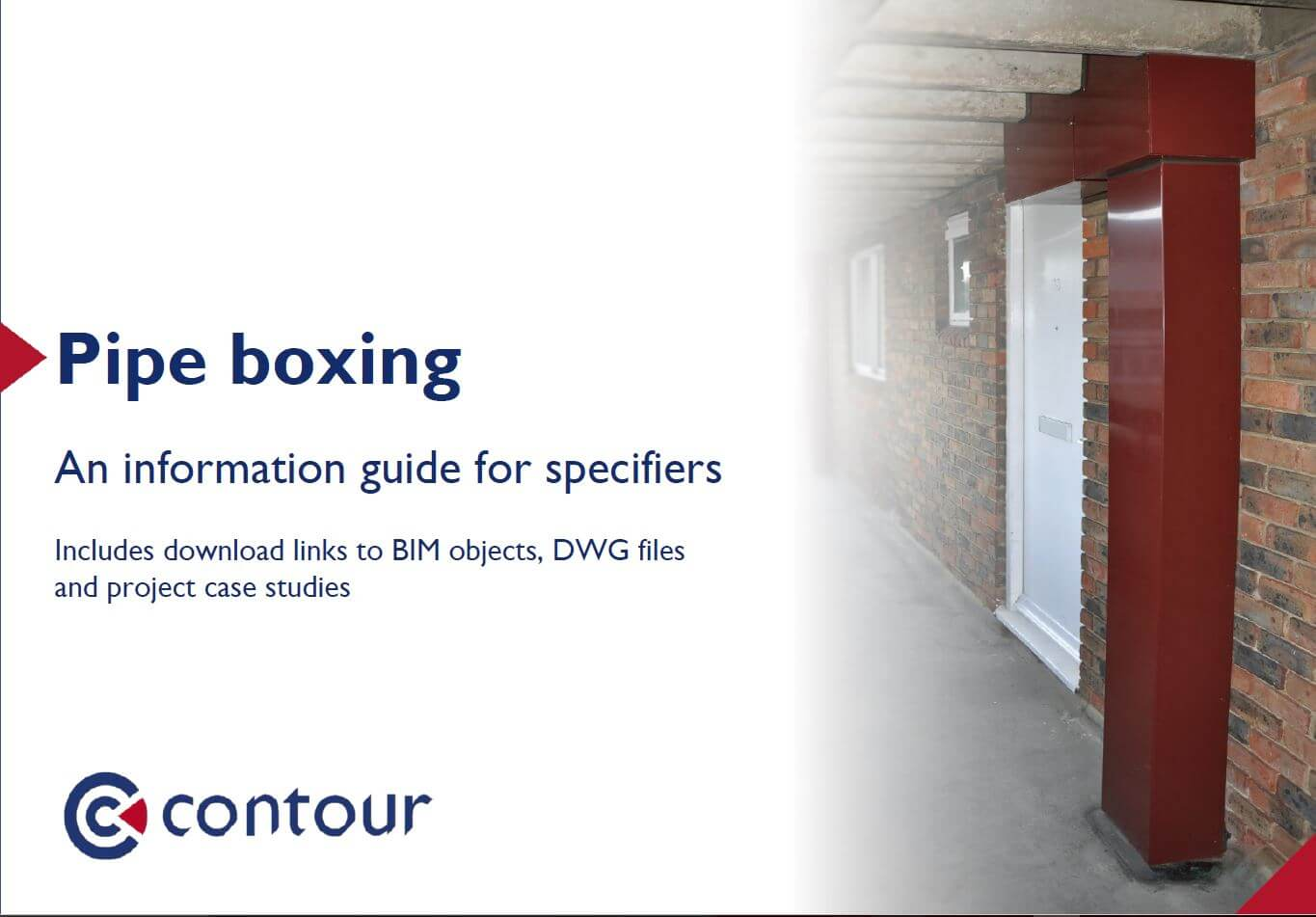 Pipe boxing – an information guide for specifiers