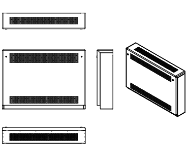 DeepClean Anti-Ligature Radiator Guard