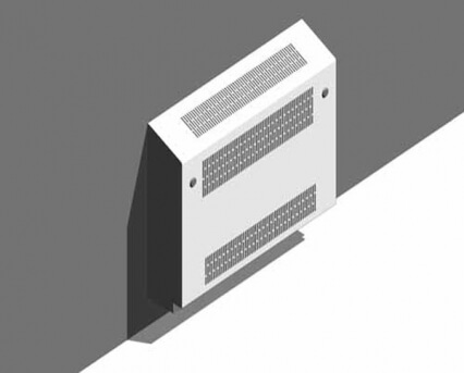 DeepClean Anti-ligature Radiator