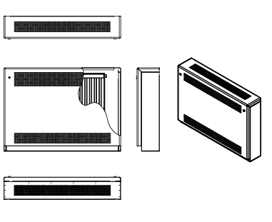 DeepClean Anti-Ligature Radiator