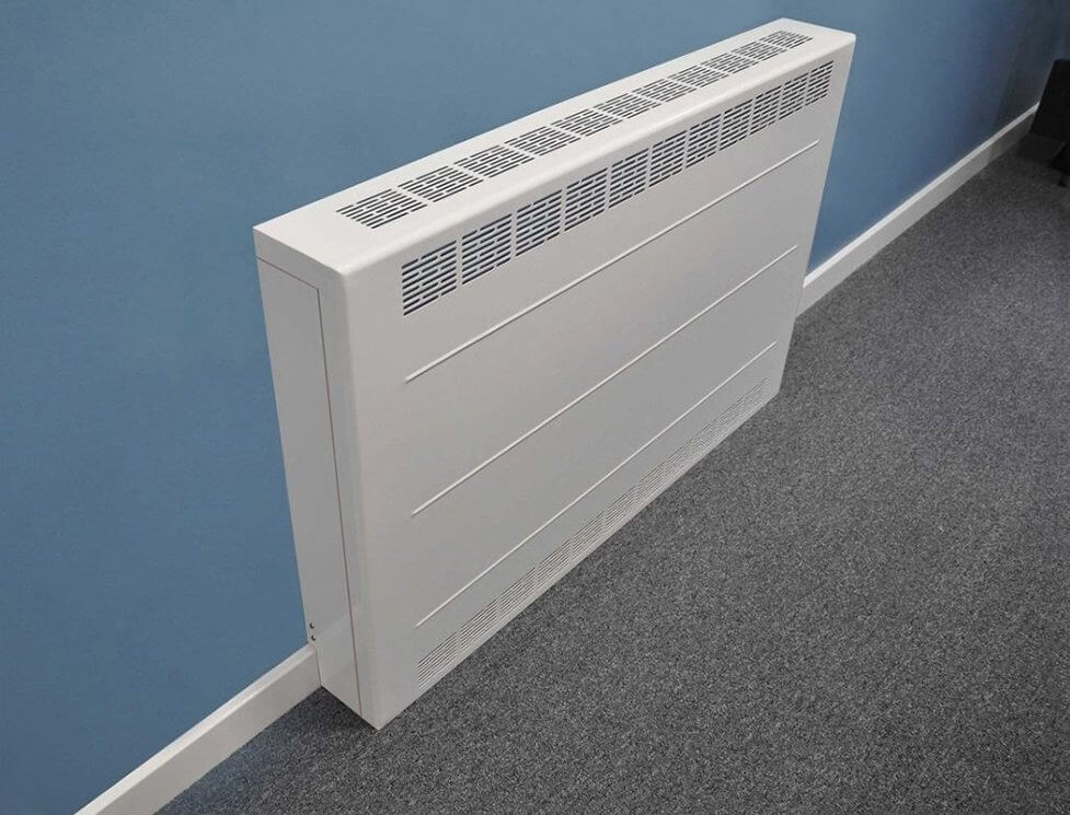 Covora LST radiator now comes with antimicrobial protection as standard