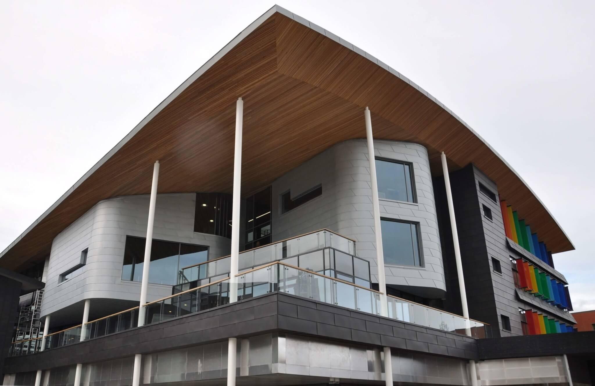 Contour provides HVAC casings for prestigious £26m Cambridge research facility