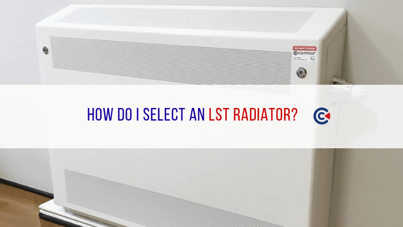 How Do I Select An LST Radiator?