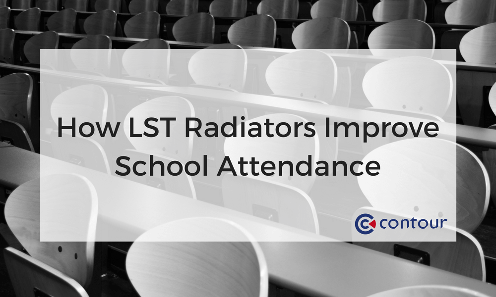How LST Radiators Improve School Attendance