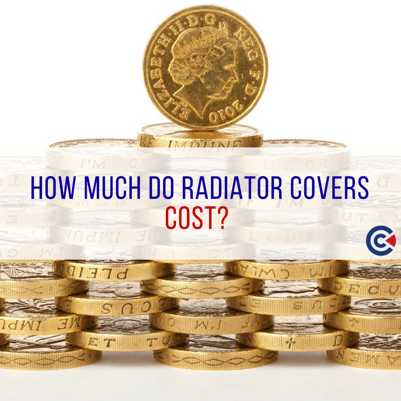 How Much Do Radiator Covers Cost?