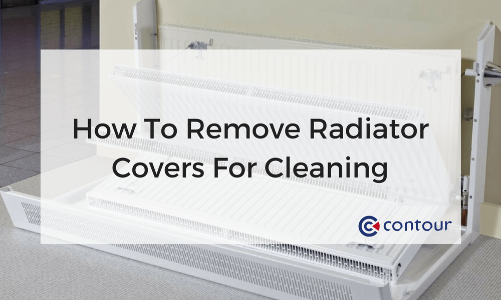 How To Remove Radiator Covers For Cleaning