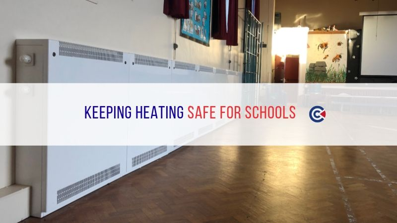 Keeping Heating Safe For Schools