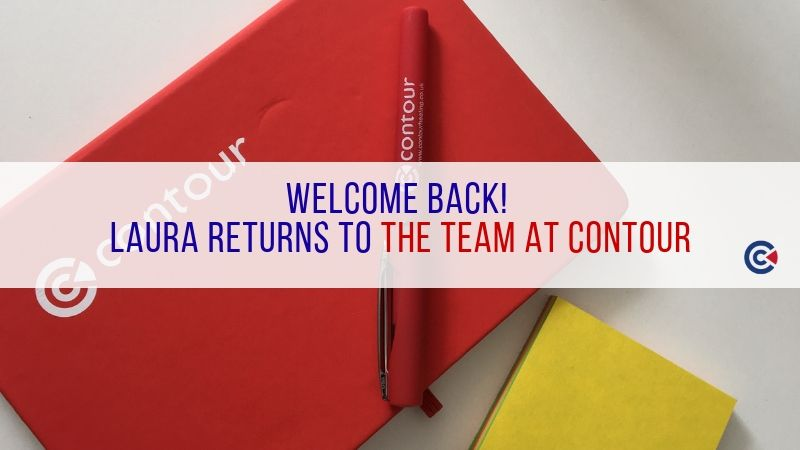 Welcome back! Laura Returns To The Team At Contour