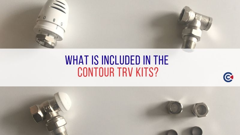 What Is Included In The Contour TRV Kits?